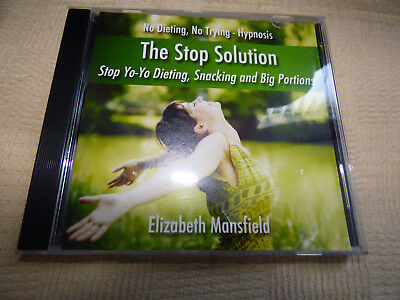 The Stop Solution hypnosis cd Elizabeth Mansfield dieting snacking