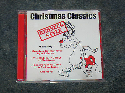 christmas classics redneck style cd - 12 Redneck Days Of Christmas