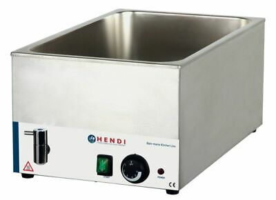 Bain-Marie Electric Eco-Line Water Bath Food Warmer Warm Keeping