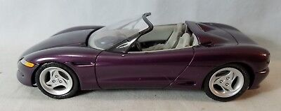 "6 7/8"" Lg Plastic Chevy Convertible GM Design Center Made In 1990's NR"