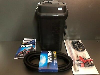 FLUVAL 406 CANISTER FILTER - For Parts Or Repair - As-Is