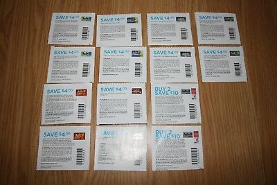 Assorted Advil Canada Coupons Save $68
