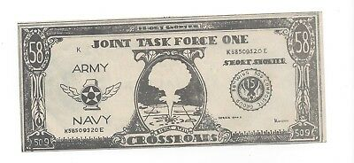Bikini Atoll Excersize Crossroads Joint Task Force One Series 1946A Short Snorte