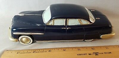 "8"" Lg Resin 1949 Mercury 4 Door  Who Made It?????? Pretty Cool  NO Reserve"