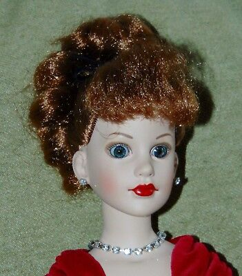 TONNER Doll KITTY COLLIER Scarlet Glamour