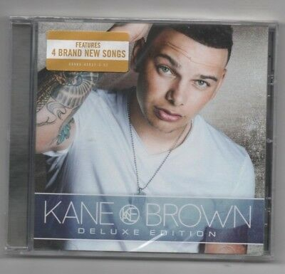 Kane Brown Deluxe Edition 2017 CD What Ifs, Heaven