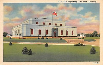 C09-3870, U.s. Gold Depository, Fort Knox, Ky.