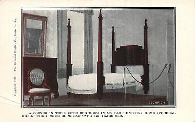 C09-3872, The Foster Bed Room, My Old Kentucky Home, Federal Hill,