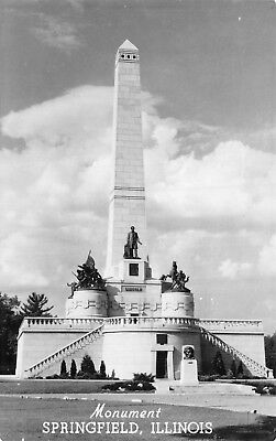 C09-3880, Lincoln Monument, Spring Field, Ill.