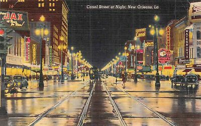 C09-3933, Canal Street, New Orleans, La.