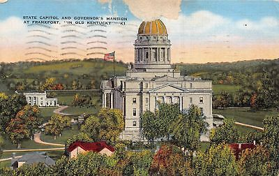 C09-3966, State Capitol, Frankfort, Ky.