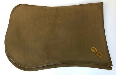 Rare Hard to Find ROCK ISLAND ARSENAL 1909 Military Saddle Pad Cloth Blanket 6D