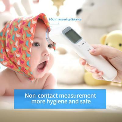 Kids Baby Digital Non-Contact Infrared Forehead Body Clinical Thermometer X2H2