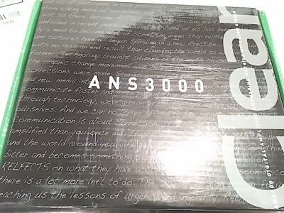 ClearSounds ANS3000 Digital Amplified Answering Machine