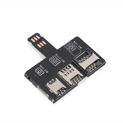 Multifunction USB Type C Adapter SD/TF Card Reader For All MobilePhone USstocks