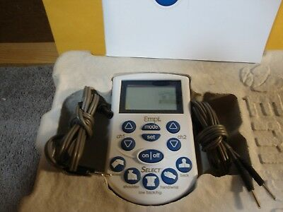Empi Select Tens Device Pain Management System Lightly Used