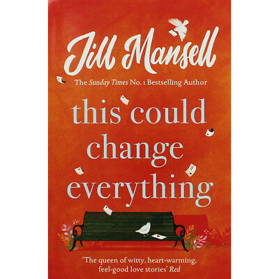 This Could Change Everything by Jill Mansell (Paperback), Fiction Books, New