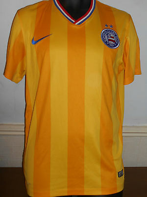 Esporte Clube Bahia Away Shirt (Brazil)  size small men's #324