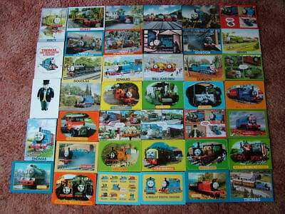 40 Unused Postcards of THOMAS THE TANK ENGINE & FRIENDS. Good condition.