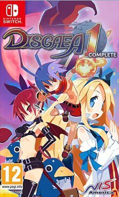 Disgaea 1 Complete (Switch)  BRAND NEW AND SEALED - IN STOCK - QUICK DISPATCH