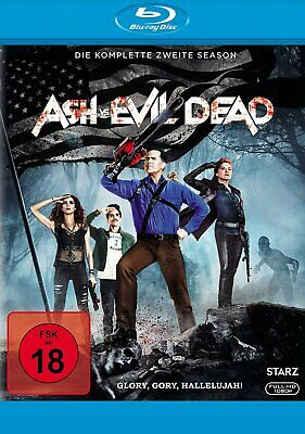 Ash vs Evil Dead - Staffel/Season 2 # 2-BLU-RAY-NEU