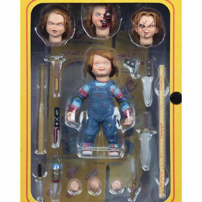 NECA 6inch Chucky Action Figure Child's Play Ultimate Chucky Model Toys
