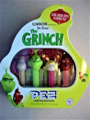Grinch Boxed set-New Release