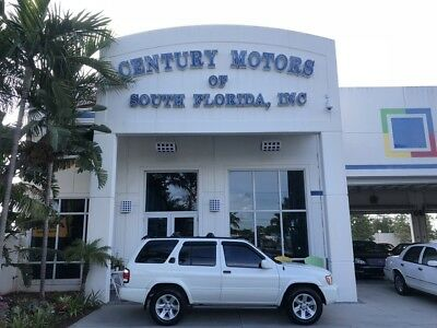 2003 Nissan Pathfinder  CD Cassette Sunroof Climate Control A/C Roof Rack