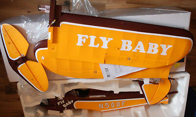 Reely Flybaby RC Motorflugmodell PNP 1400 mm