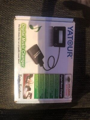 Yatour USB SD AUX MP3 Adapter + Bluetooth Adapter Freisprechanlage Audi