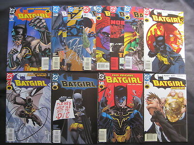 BATGIRL, 2000 DC SERIES : BUNDLE of 27 DIFFERENT ISSUES incl 1. ALL VFN - NM min