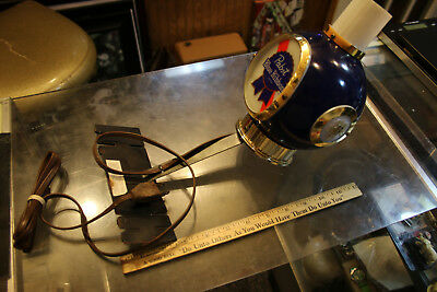 Vintage Pabst Blue Ribbon PBR Beer Sconce Light WOW LOOK!   JSH