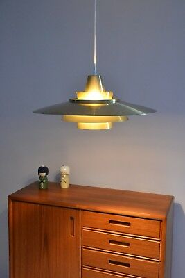 60er danish design lamp Lampe pendler   danish modern