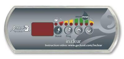 Gecko in.clear K200-20P Topside Control Panel and Overlay