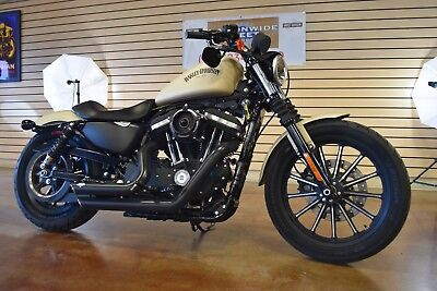 2014 Harley-Davidson Sportster  2014 Harley Davidson Sportster XL883 N Iron 5k Miles NO RESERVE New Trade In