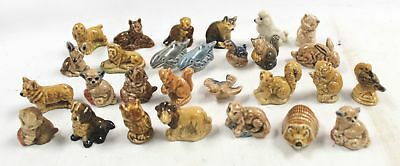 Large Collection Of Vintage Assorted WADE WHIMSIES - Collectible - L18