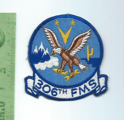 US Air Force USAF  306th Field Maintenance  Squadron   patch