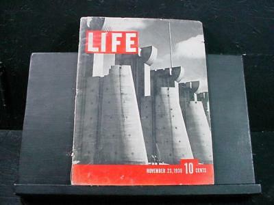 NobleSpirit NO RESERVE {3970}Scarce First Issue of Life Magazine