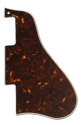 Short Tortoise Shell Pickguard For Gibson Es-335 Guitar *new* Pg-0818-043