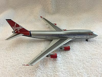 "Virgin Atlantic B747-400  Jersey Girl""   -   Reg #g-Vgal  -  New In Box"
