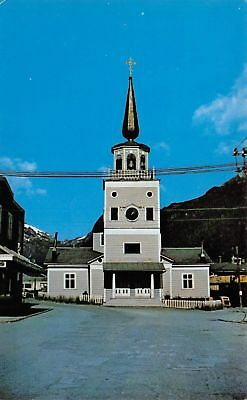 C09-4734, Old Russian Church, St. Michael's Cathedral, Sitka, Alaska.