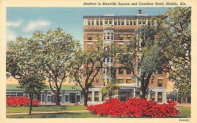 C09-4917, Bienville Square And Cawthon Hotel, Mobile, Ala.