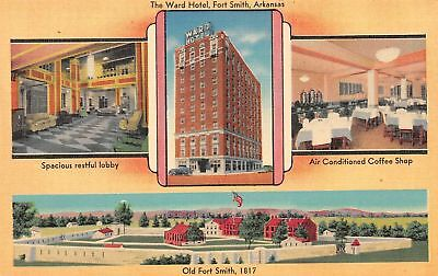 C09-4944, The Ward Hotel, Fort Smith, Ark.
