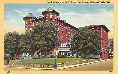 C09-4955, Hotel Moody And Bath House, Hot Springs Nat'l Park, Ark.