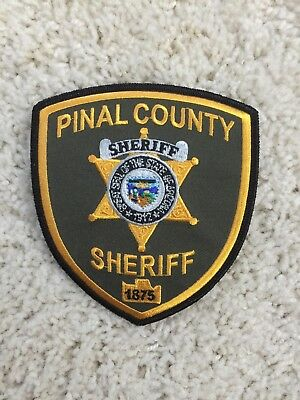 Pinal County Sheriff Arizona CURRENT Police Patch