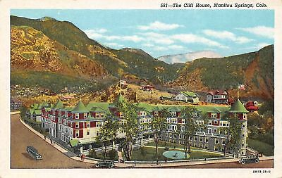 C09-5110, The Cliff House, Manitou Springs, Colo.