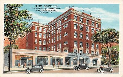 C09-5209, The Seville, Chicago, Ill.