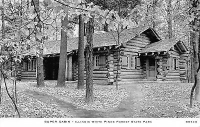 C09-5253, Super Cabin, White Pines Forest State Park, Ill.