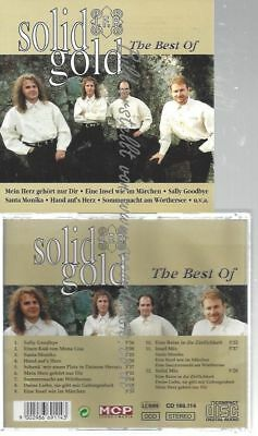 Cd--Solid Gold J.f.r.--    The Best Of