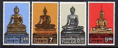 1984 THAILAND SCULPTURES OF BUDDHA SG1175-1178 mint unhinged